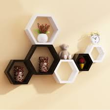 Wooden Shelf Designs India Top 10 Best Decorative Wall Shelves For Living Room In India