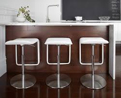 MILENI ADJUSTABLE COUNTER BARSTOOL. Classic Scandinavian dining chair design
