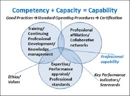 Competencies Meaning Difference Between Capability And Competency Difference Between
