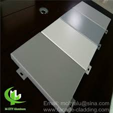 outdoor waterproof aluminum cladding