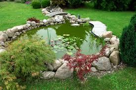 40 Backyard Pond Ideas Designs Pictures Inspiration Pond Garden Design