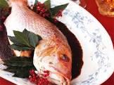 baked fish salonika