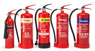 fire extinguisher colours image of all of the diffe types of extinguisher and their ociated