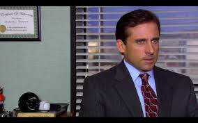 In The Office Us Michael Scott Has A Certificate Of Authenticity