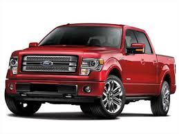 2013 Ford F150 SuperCrew Cab | Pricing, Ratings & Reviews | Kelley ...
