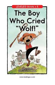 Small Picture The Boy Who Cried Wolf
