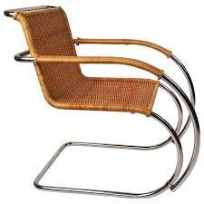 mr20 lounge chair by ludwig mies van der rohe for