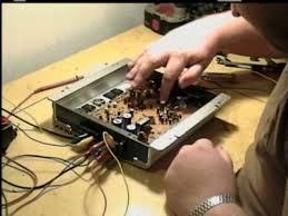 checking a kenwood car audio amplifier youtube Kenwood KAC 8401 Manual at Kenwood Kac 7205 Wiring Diagram