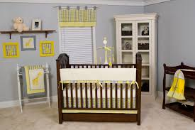 excellent image of baby nursery room decoration with various giraffe baby bedding comely uni grey