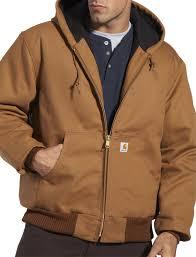 Carhartt® Quilt Flannel-Lined Duck Active Jacket | Outerwear from ... & Carhartt® Quilt Flannel-Lined Duck Active Jacket | Outerwear from  Destination XL Adamdwight.com