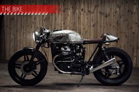 how to build a cafe racer full size