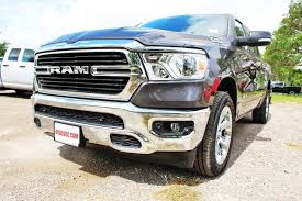 New 2019 Ram 1500 BIG HORN / LONE STAR CREW CAB 4X2 5'7 BOX For Sale in the San Antonio and New Braunfels TX area | 1C6RREFT3KN874805