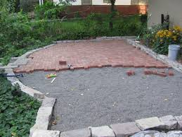 Fire Pit Ideas Patio Old Brick Ideas