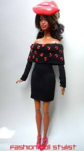 Fashion Doll Stylist: Dolly Patrick Kelly (Video Included)   Kelly fashion,  Fashion, Barbie fashion designer