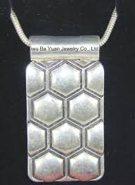 china silver pendant necklace women s or men s pendant handmade hammered texture silver round flat disc pendant china pendant fashion necklace