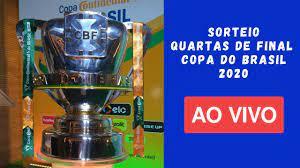 AO VIVO! SORTEIO DAS QUARTAS DE FINAL DA COPA DO BRASIL - YouTube