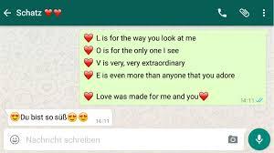 Whatsapp Sprüche Die 5 Schönsten Liebeserklärungen Chip