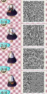 Acnl Flower Overalls Qr Design Saved From Faeriedoodles Tumblr