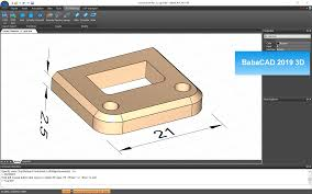 Cad Design Cost Babacad Professional Low Cost Cad Software
