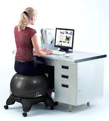 ball desk chairs um size of exercise ball exercise ball desk chair yoga ball chair base
