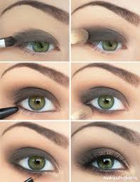 pin green eyes clipart eye makeup 4