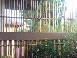 Balcony Fence bamboo privacy fence balcony home & gardens geek 6113 by xevi.us