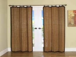 fantastic slider door curtains and patio door covering smashingplates