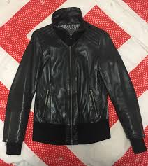 est mackage leather jacket womens tops outerwear banff 0be61 19fc6