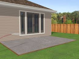 how to lay a brick patio 14 steps