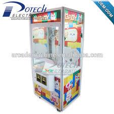 Kids Vending Machine Best Factory Price Baby Crane Catcher Toy Crane Claw Machine For Sale
