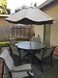 furniture table. Patio Set For Sale In Redwood City, CA Furniture Table