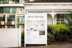 Real Estate Board Design Whitefox Wrap Around Board Real Estate Signs Real Estate