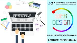 Web Designers In Rajahmundry Pin By Sunraise Solutions On Web Design Web Design