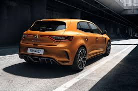 2018 renault sport megane.  megane 2018 renault mgane sport hot hatch revealed with 276bhp to renault sport megane m