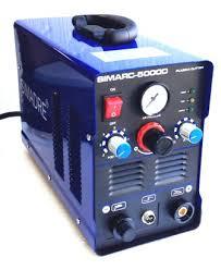 simadre 5000d 110 220v 50amp dc inverter plasma cutter
