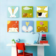 pictures thousand like mr cartoon canvas painting frame painting cartoon children s room painting decorative painting work