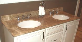 double vanity tops with sink. light brown double granite bathroom vanity tops and round undermount sinks over white cabinet with sink i
