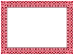 Powerpoint Certificate Template Ornate Border Elearningart