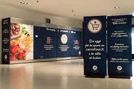 Carrefour porta la spesa online nel locker in ufficio