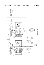 patent us5791860 hydraulic platform lift for a truck tailgate patent drawing