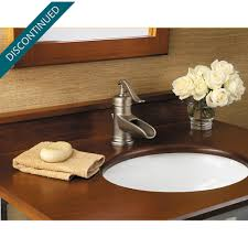 Pewter Bathroom Faucets Rustic Pewter Ashfield Single Control Centerset Bath Faucet