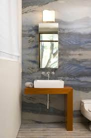 modern half bathroom. Modern Half Bathroom