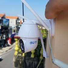 Camera Wifi Ngoài trời Yoosee Full HD 1080P PTZ xoay 360 độ