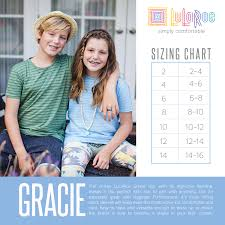 Lularoe Kids Size Chart Irma Lularoe Size Chart Unique Sonlet Michaelkorsph Me
