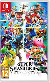 <b>Super Smash</b> Bros - Ultimate (Nintendo Switch): Amazon.co.uk: PC ...