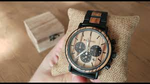 <b>BOBO BIRD</b> W*P09 WP09 unboxing / review (Marvelous <b>Watches</b> ...