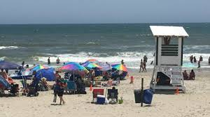 Seven Family Members Rescued From Rip Currents In Emerald