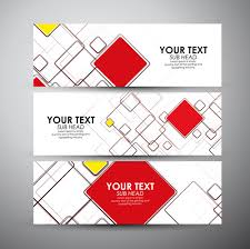 Business Banner Design Modern Business Banners Design Set 10 Free Download