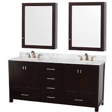 Complete Bathroom Vanities Wyndham Collection 72 Inch Abingdon Bathroom Vanity Wc 1515 72e Tc