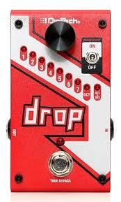 Купить <b>DigiTech</b> The <b>drop</b> - гитарный эффект по лучшей цене от ...